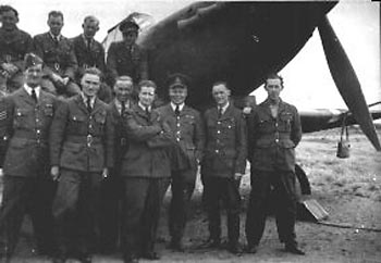 256 Squadron, Squires Gate, Spring 1941